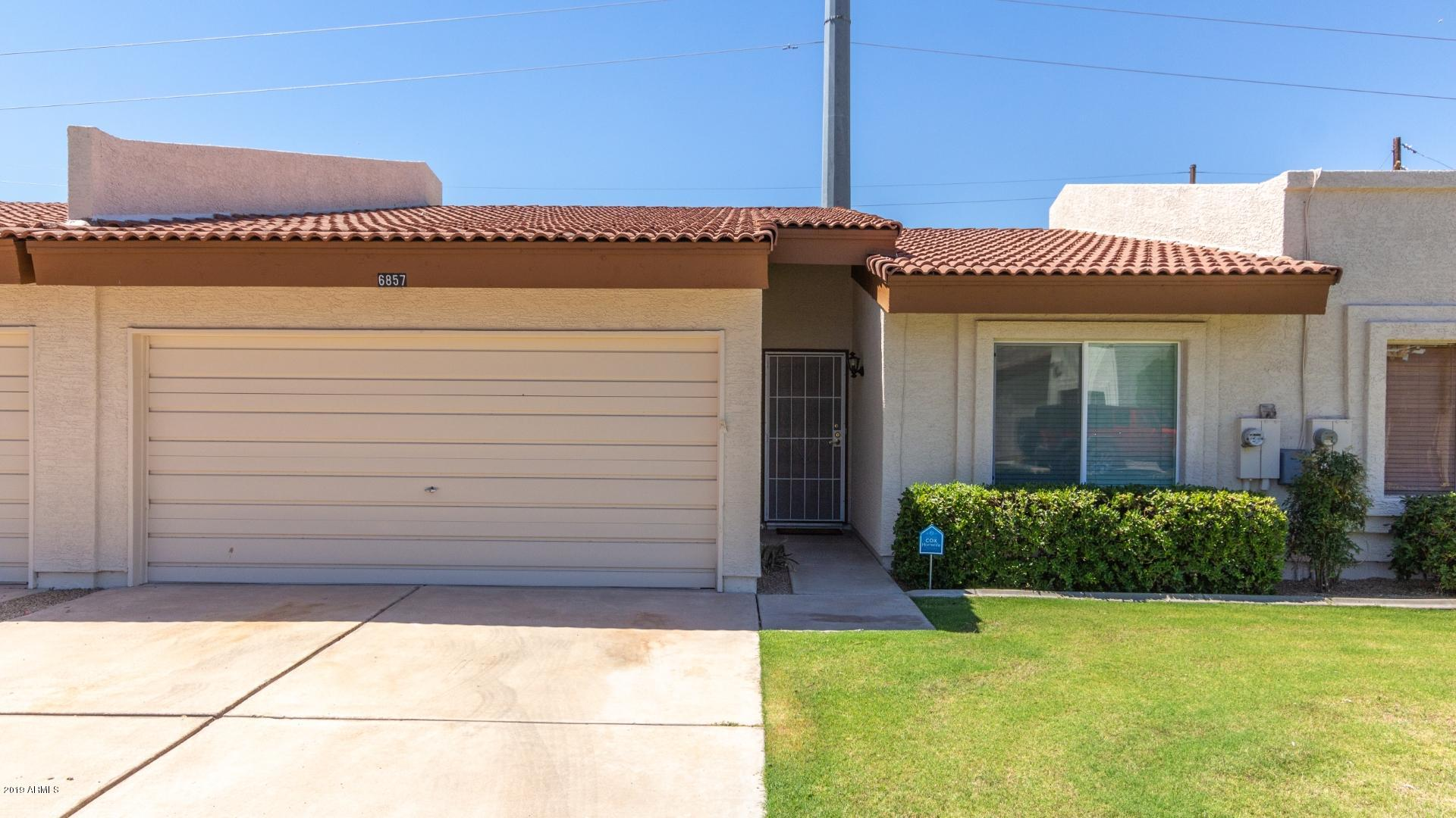 One of Peoria 2 Bedroom Homes for Sale at 6857 W CARON Drive