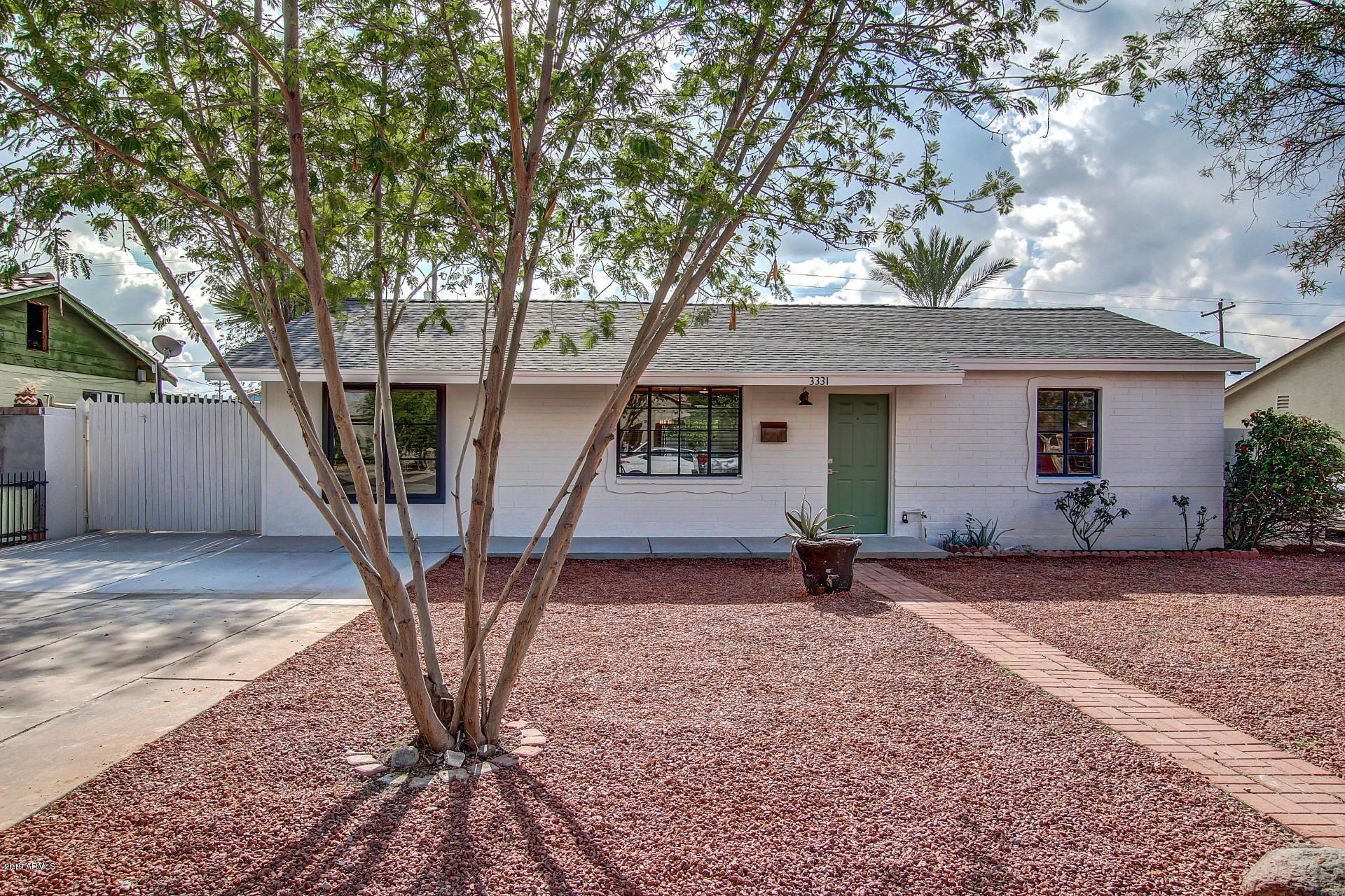 Photo of 3331 E HARVARD Street, Phoenix, AZ 85008