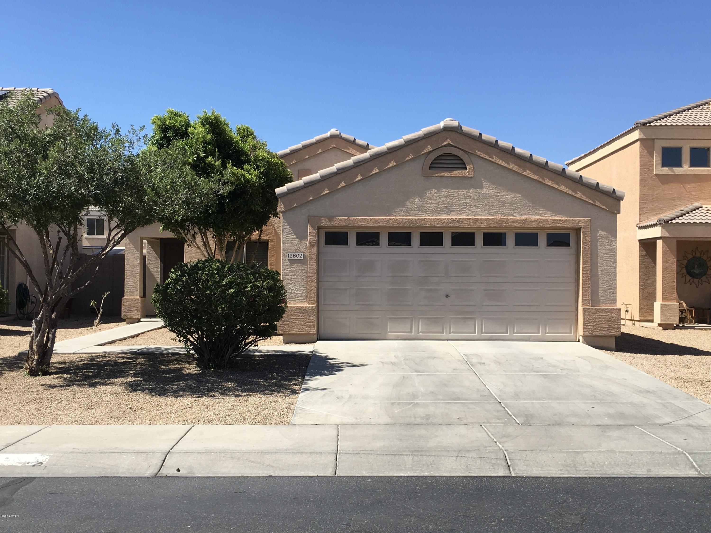 Photo of 12802 W SWEETWATER Avenue, El Mirage, AZ 85335