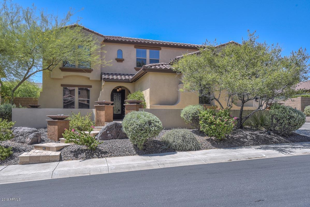 13007 W LOWDEN Road, Vistancia in Maricopa County, AZ 85383 Home for Sale