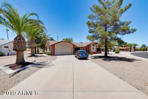 17018 N 127TH Drive, Sun City West, AZ 85375