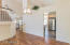 From Formal Dining Room to Kitchen/Family Room