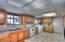 huge kitchen,