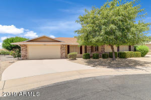 17626 N FOOTHILLS Drive, Sun City, AZ 85373