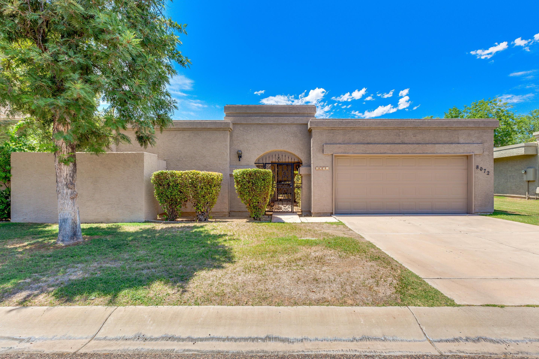 8072 E DEL LATON Drive, McCormick Ranch in Maricopa County, AZ 85258 Home for Sale