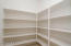Large Pantry with Plenty of Space