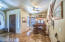This custom home has the availability to ad a 5th bedroom OR Den.