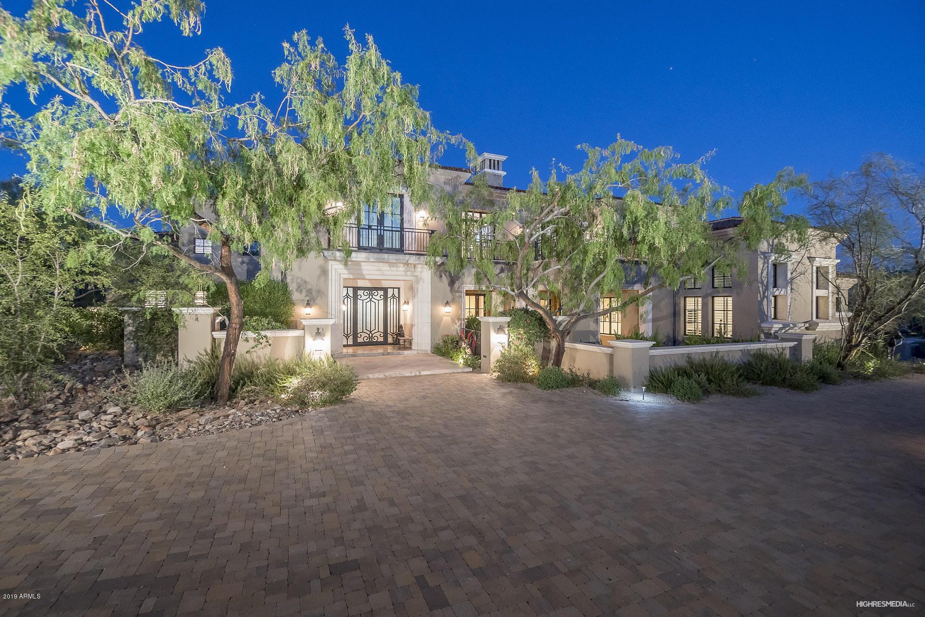 Photo of 10163 E HUALAPAI Drive, Scottsdale, AZ 85255