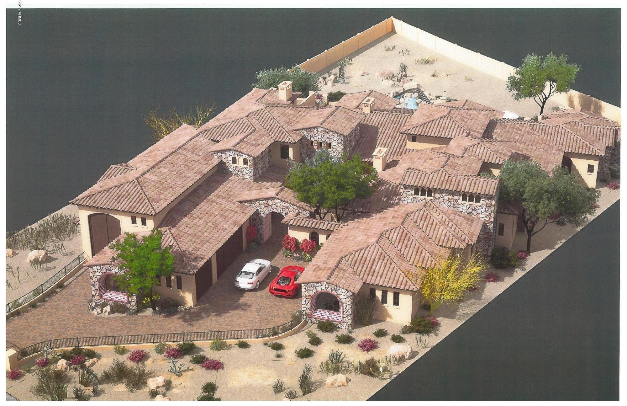 Photo of 3450 N LADERA Circle, Mesa, AZ 85207
