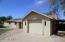 garage w/ enclosed tandum carport