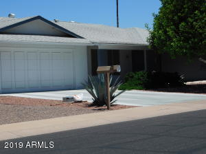 19826 N CONCHO Circle, Sun City, AZ 85373