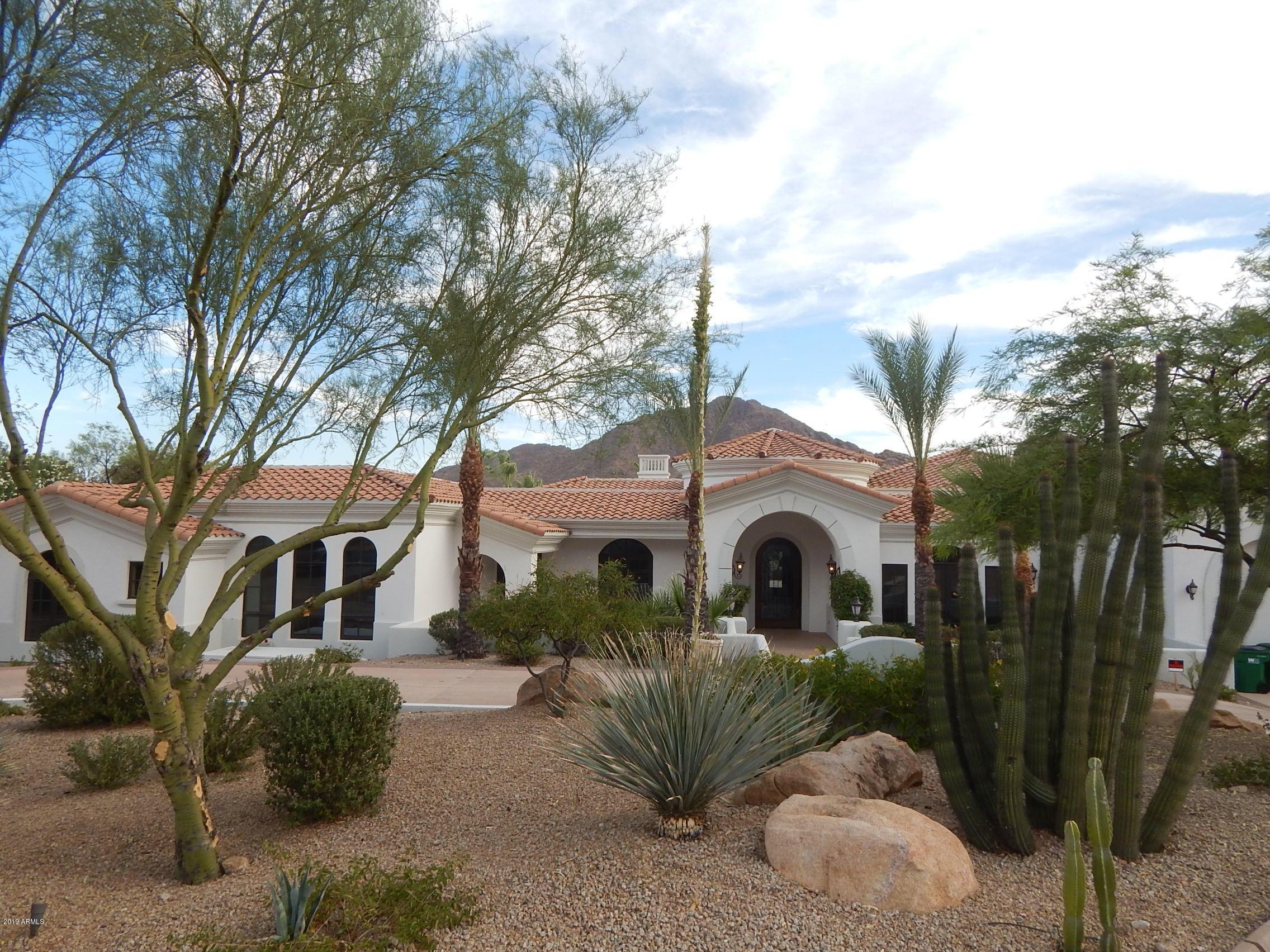 5739 E JOSHUA TREE Lane, Paradise Valley, Arizona