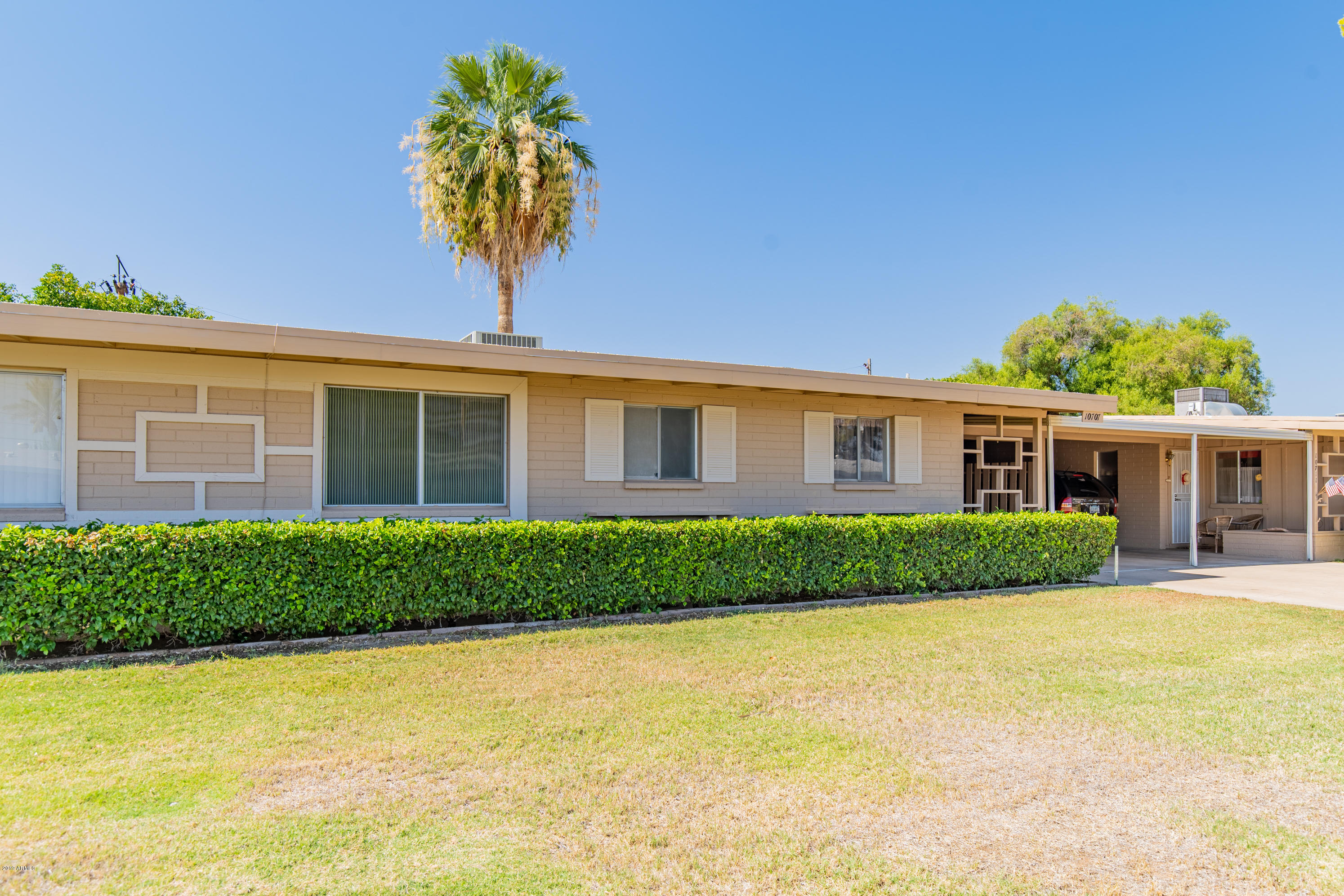 Photo of 10707 W ABBOTT Avenue, Sun City, AZ 85351