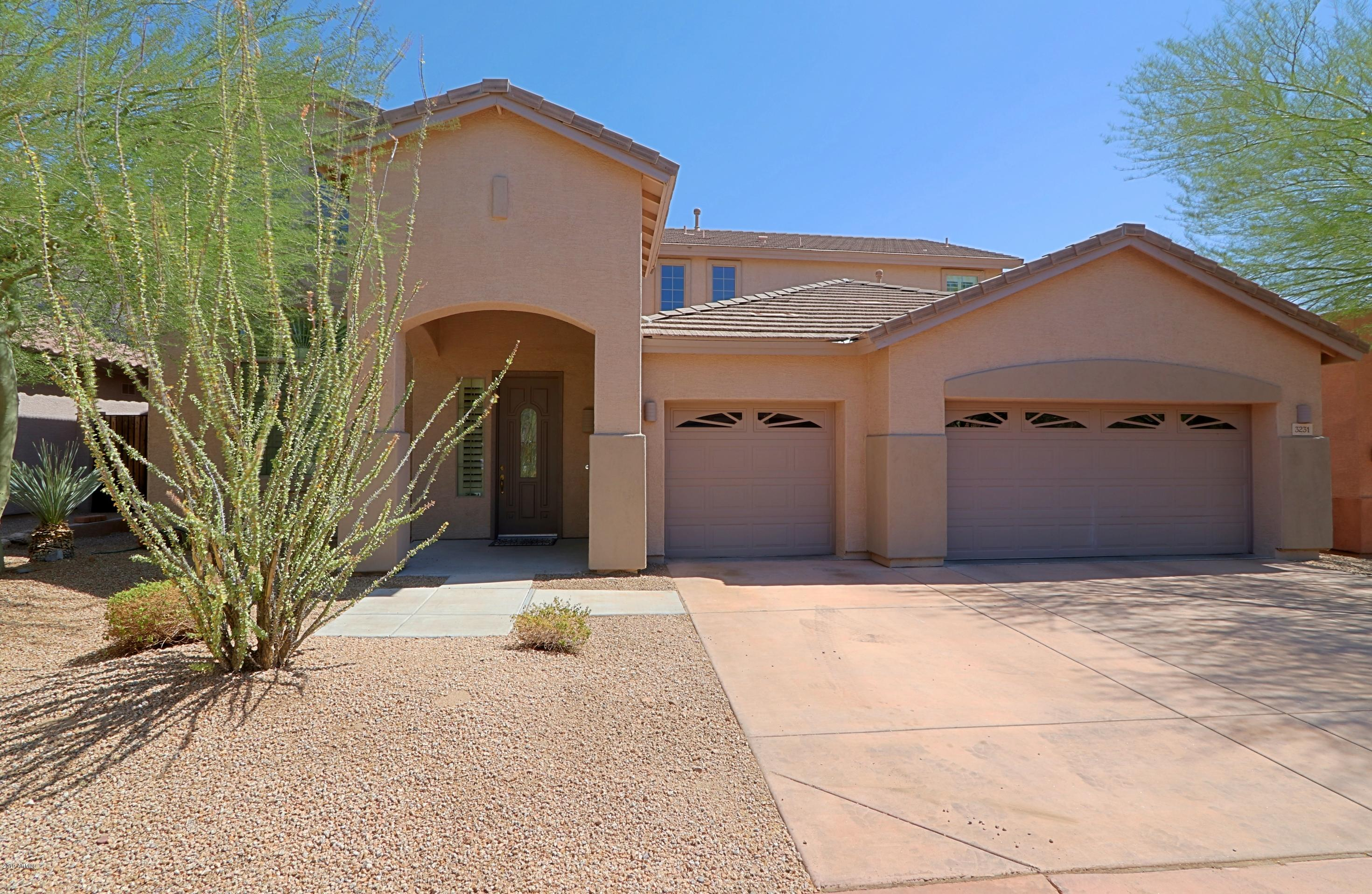 3231 W DONATELLO Drive, Anthem in Maricopa County, AZ 85086 Home for Sale