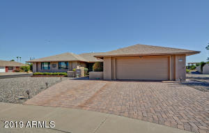 17421 N 123RD Drive N, Sun City West, AZ 85375