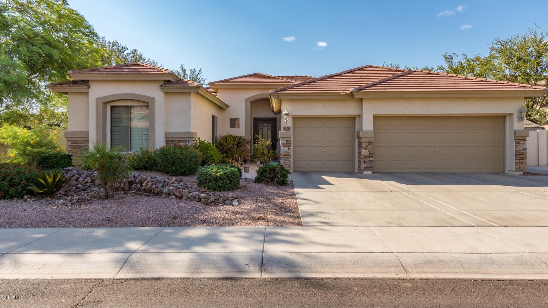 Photo of 4400 E RIDGEWOOD Lane, Gilbert, AZ 85298