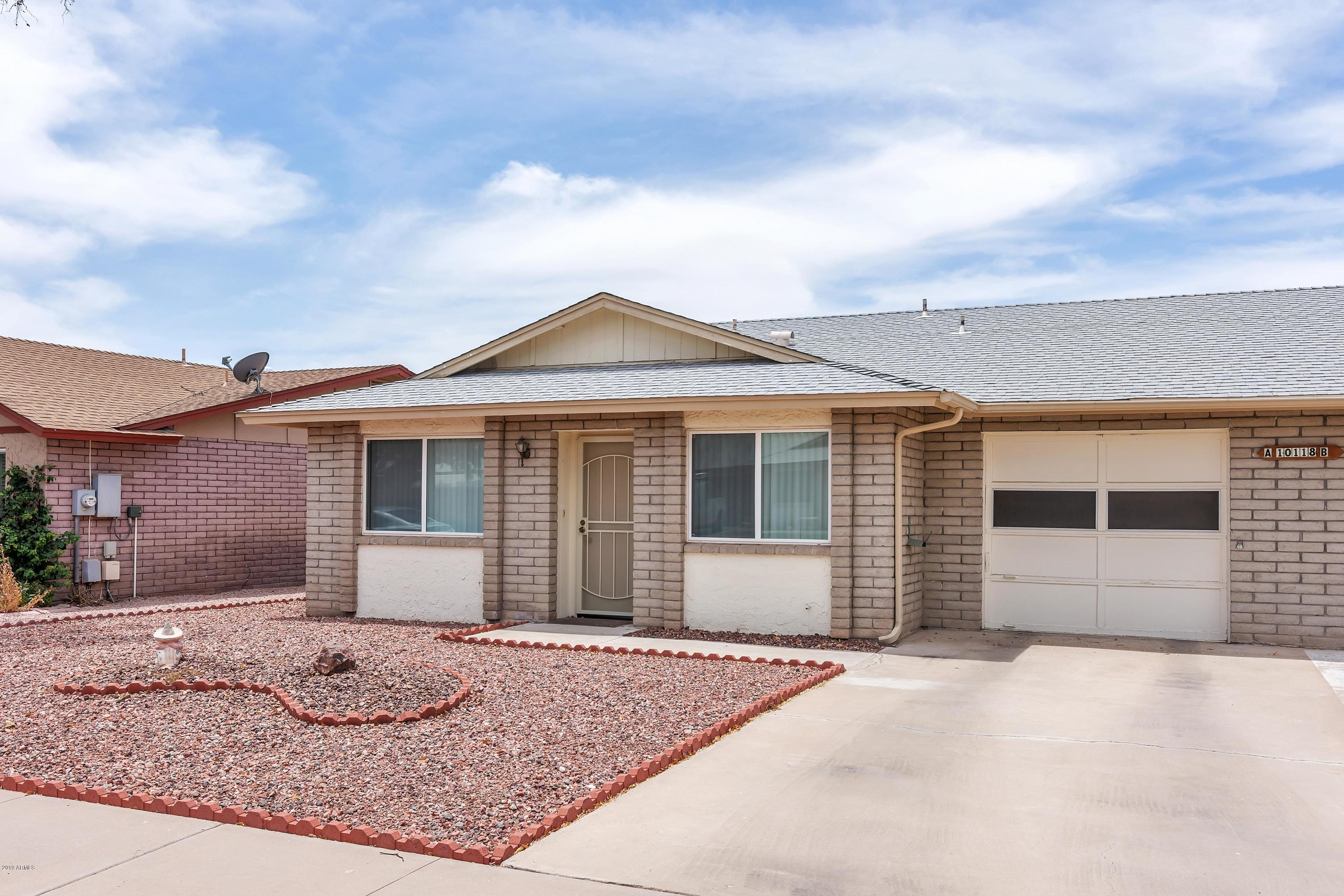 One of Peoria 2 Bedroom Homes for Sale at 10118 N 96TH Avenue