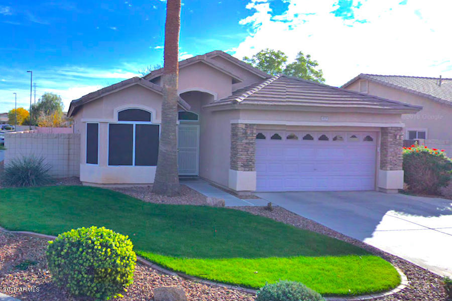 Photo of 3579 S ARROYO Lane, Gilbert, AZ 85297