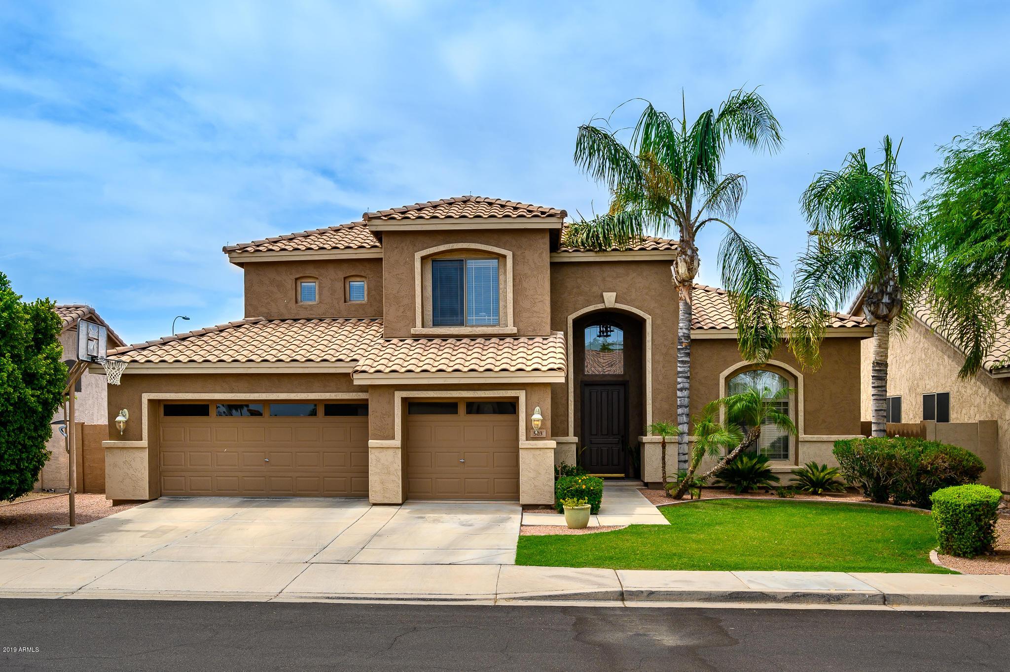 Photo of 503 W Bluejay Drive, Chandler, AZ 85286