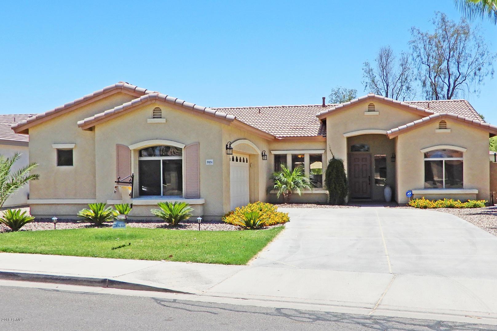 Photo of 21151 E STIRRUP Street, Queen Creek, AZ 85142