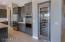 Full size Subzero wine storage unit, wall ovens, upgraded cabinets.