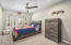 This adorable bedroom opens to a Jack and Jill Bathroom connected with Bedrooms two.