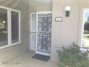 Security door to let in the breeze