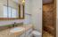 Master bath off of master bedroom