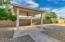 Backyard gazebo with ceiling fan
