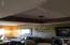 coffered dining ceililng