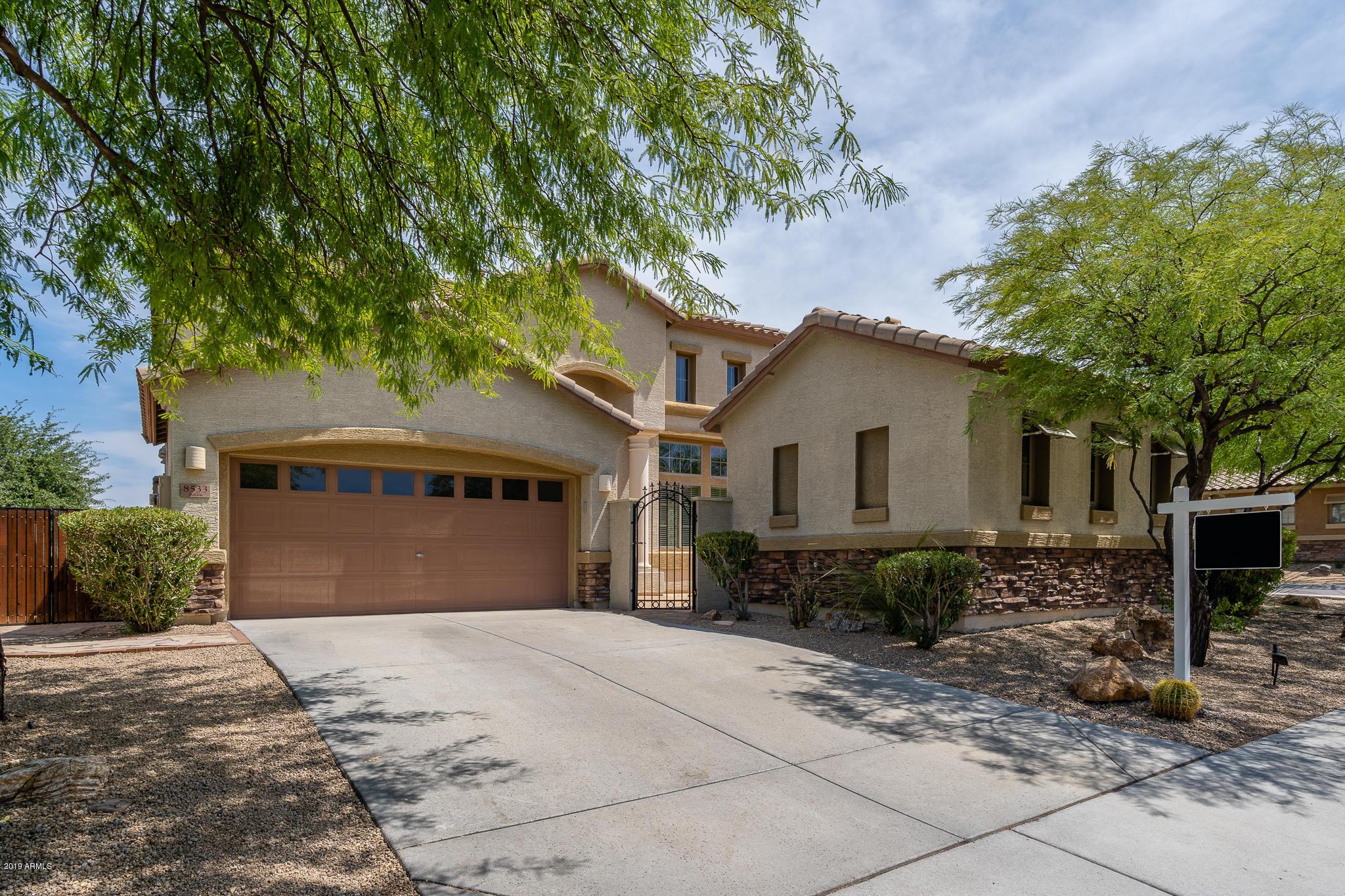 8533 W DESERT ELM Lane, Peoria in Maricopa County, AZ 85383 Home for Sale