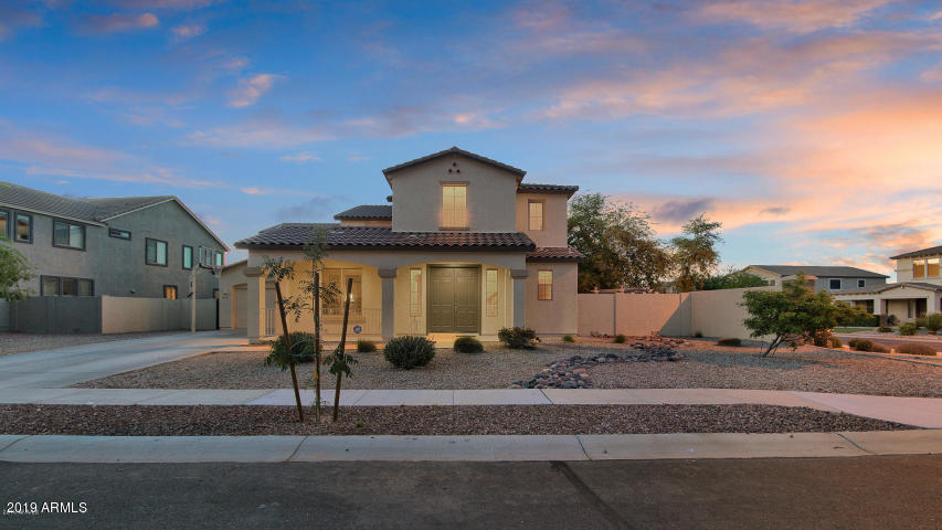 Photo of 3314 E ANIKA Drive, Gilbert, AZ 85298