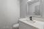 Half Bath dowstairs