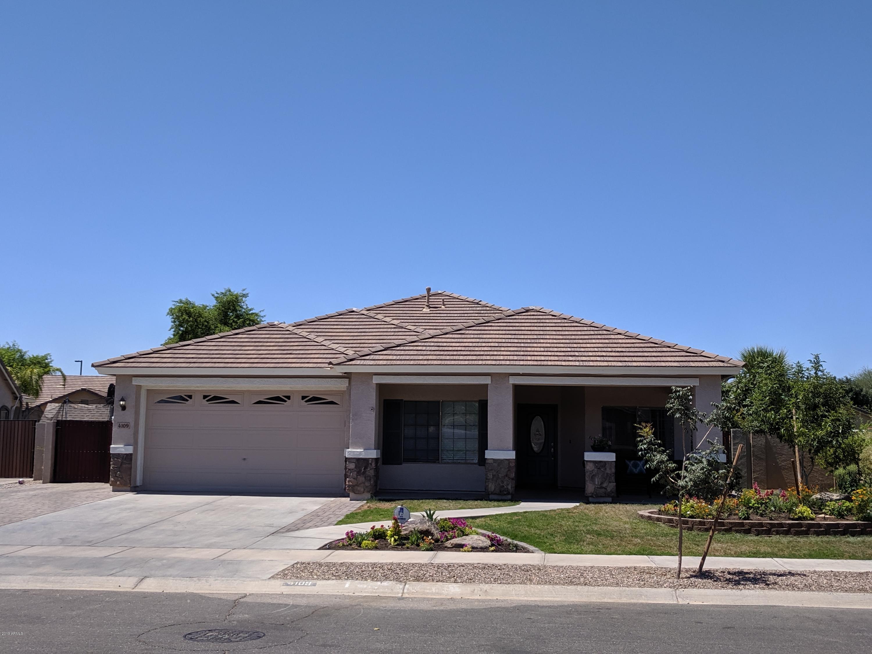 Photo of 4109 E BLUE SAGE Road, Gilbert, AZ 85297