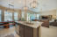 Kitchen, Dining, Living