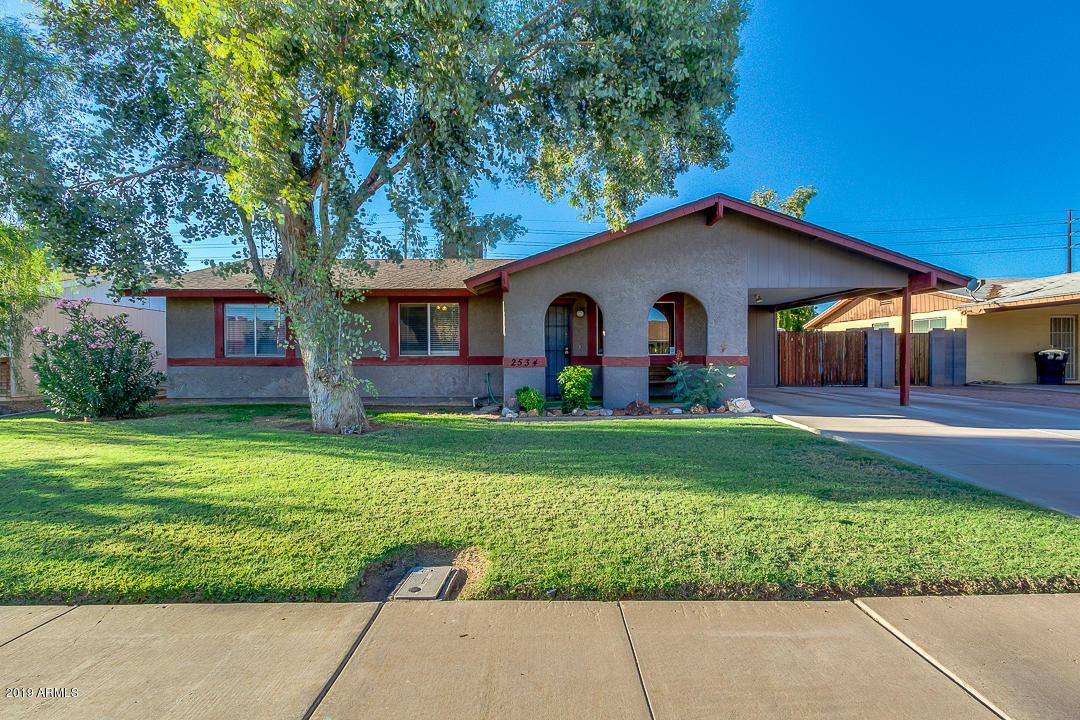 Photo of 2534 E BALTIMORE Street, Mesa, AZ 85213
