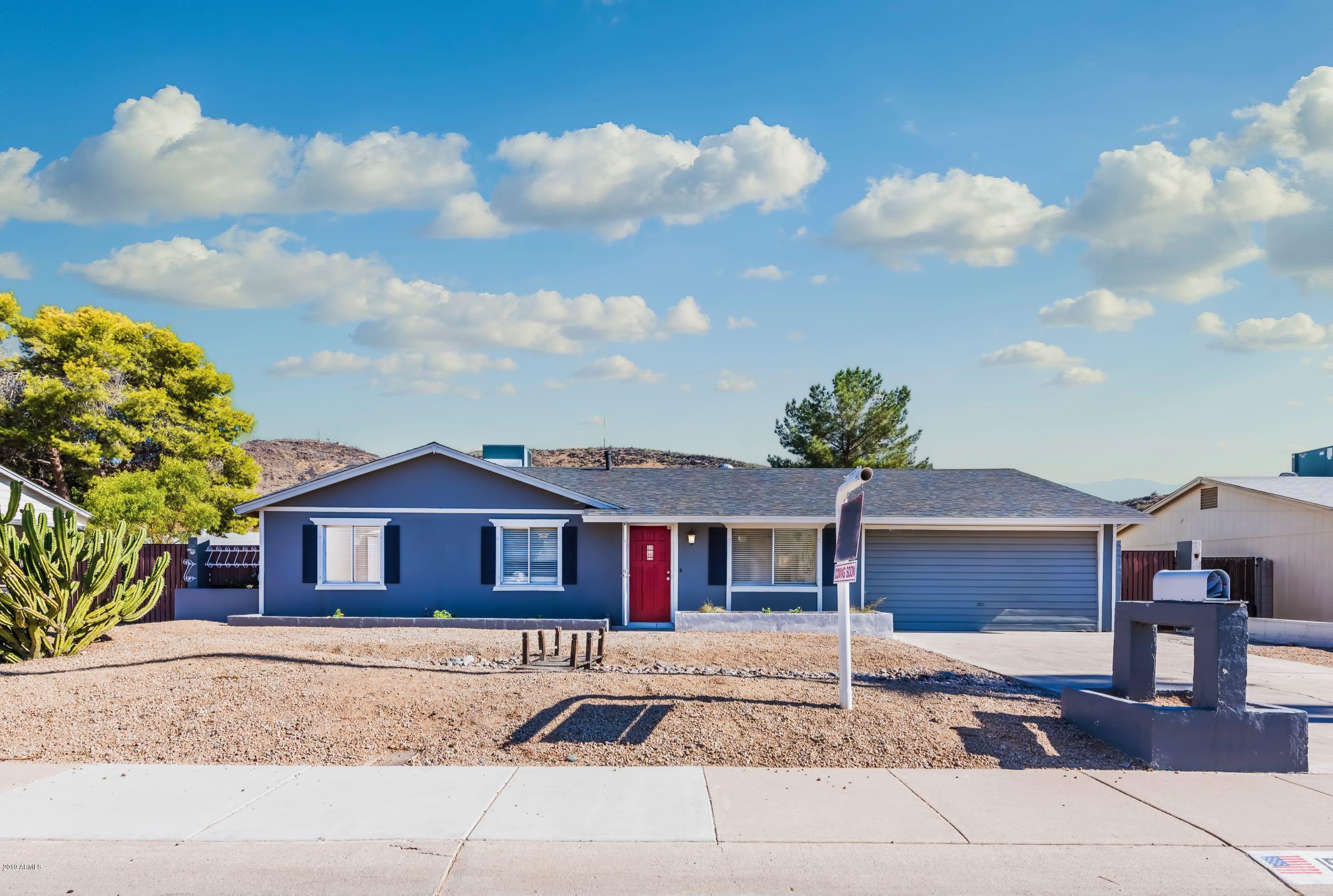 1543 W PERSHING Avenue, North Mountain-Phoenix, Arizona