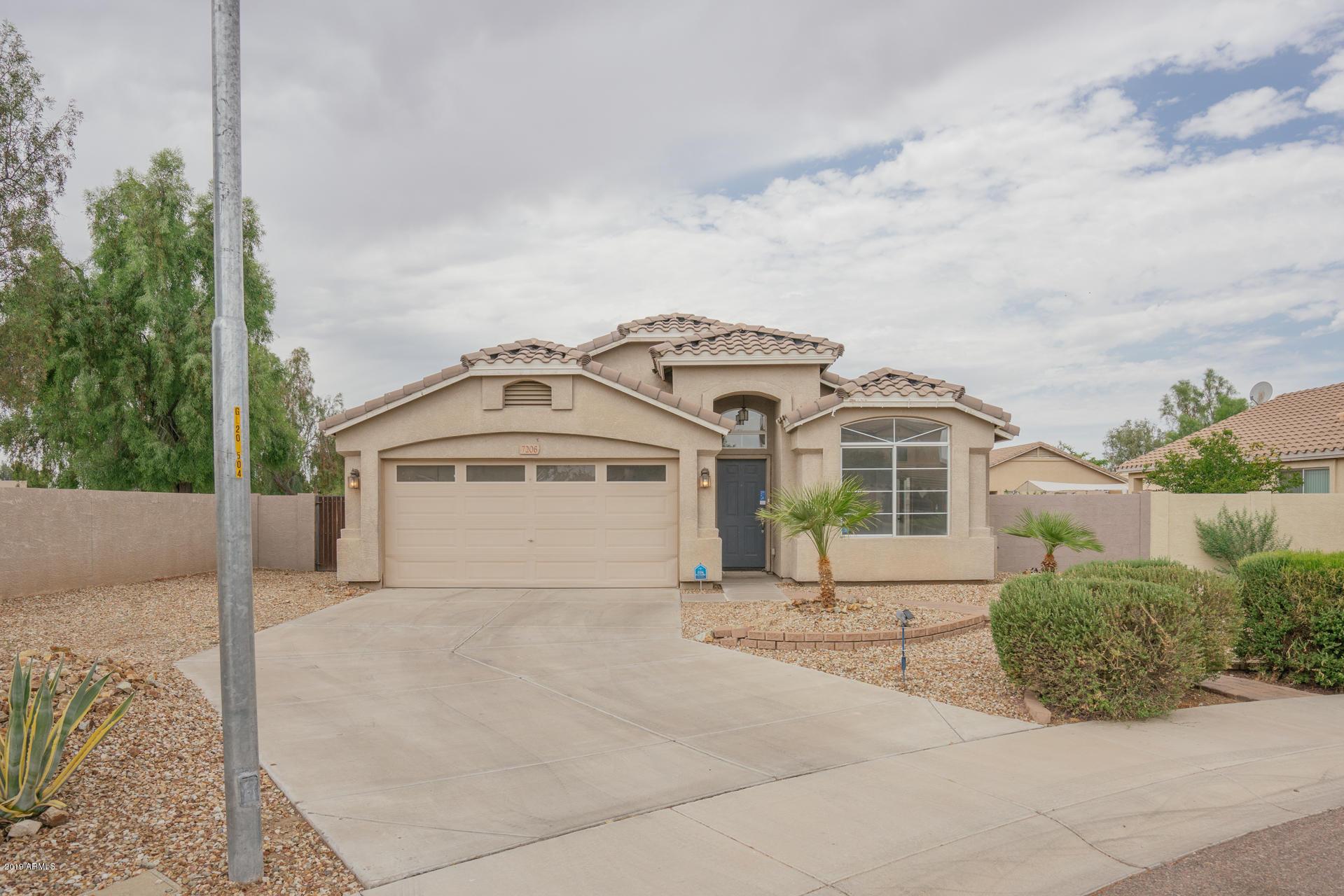 7206 N 75TH Drive, Glendale, Arizona