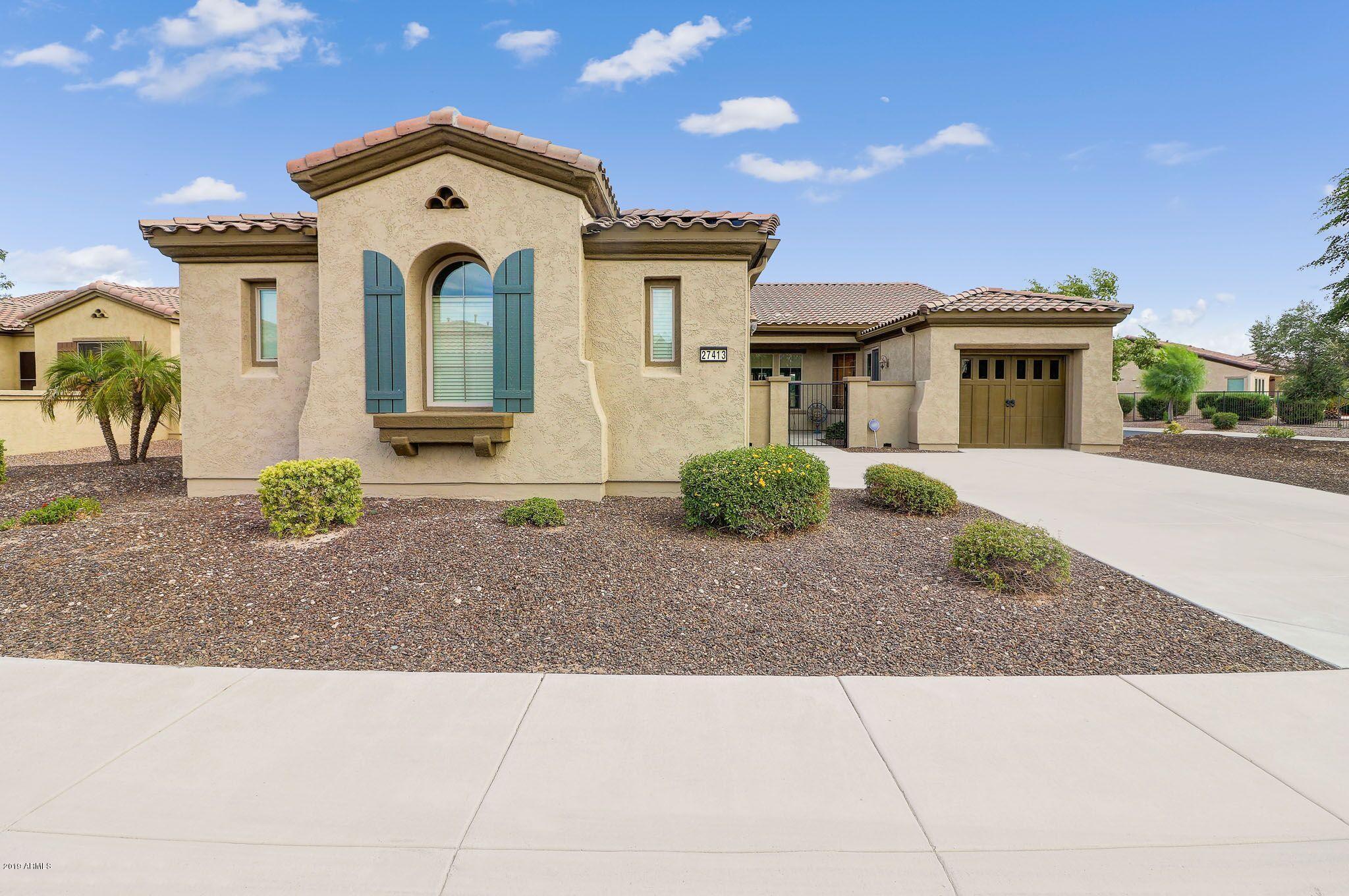 27413 N CARDINAL Lane, Vistancia, Arizona