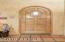 Original 1936 Wood, Front Door from Inside Home