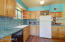 Kitchen with Period Tile & Built-ins