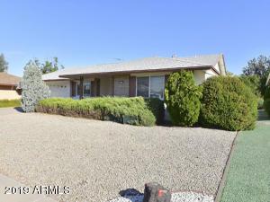 10734 W SARATOGA Circle, Sun City, AZ 85351