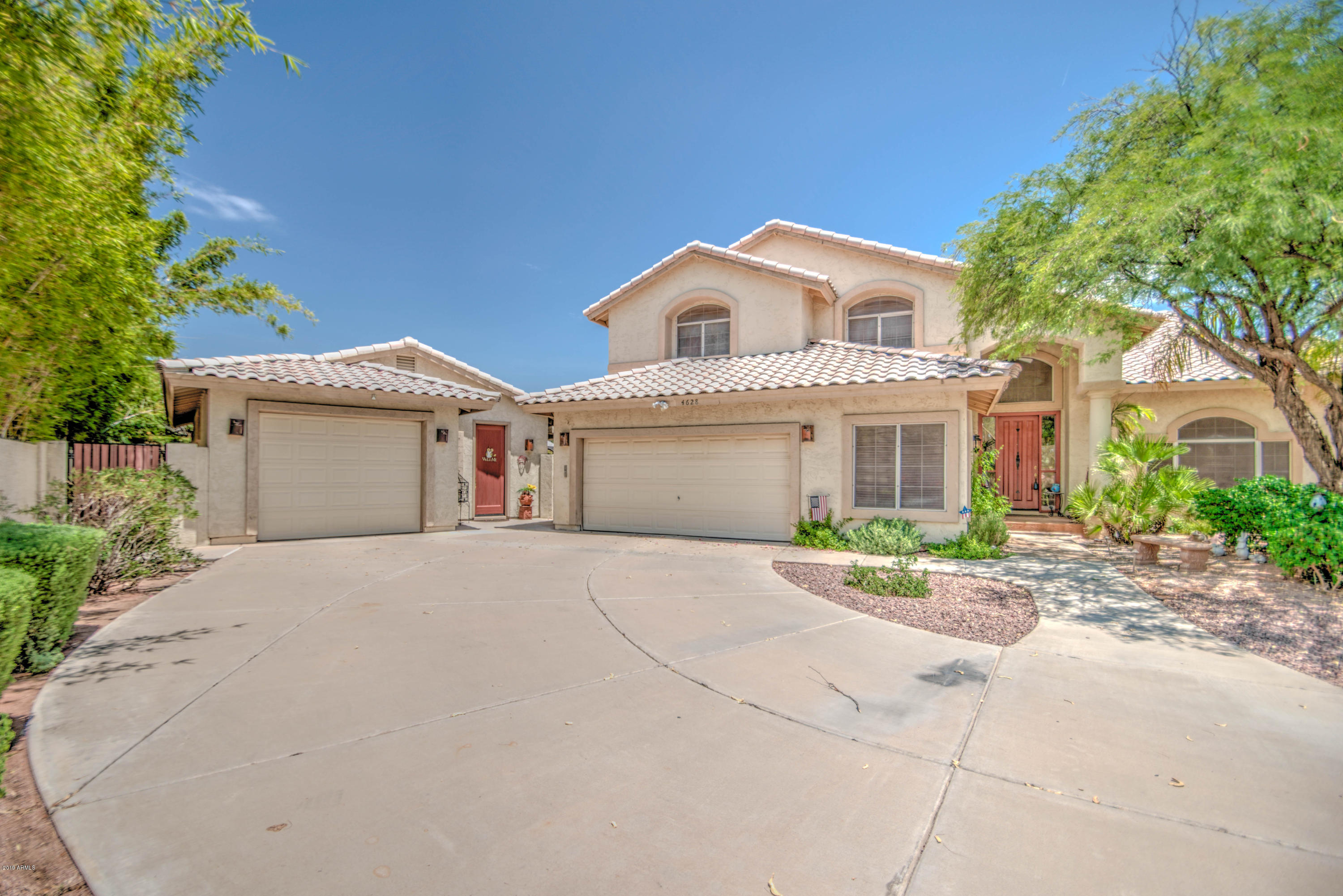 Photo of 4628 E ENROSE Circle, Mesa, AZ 85205