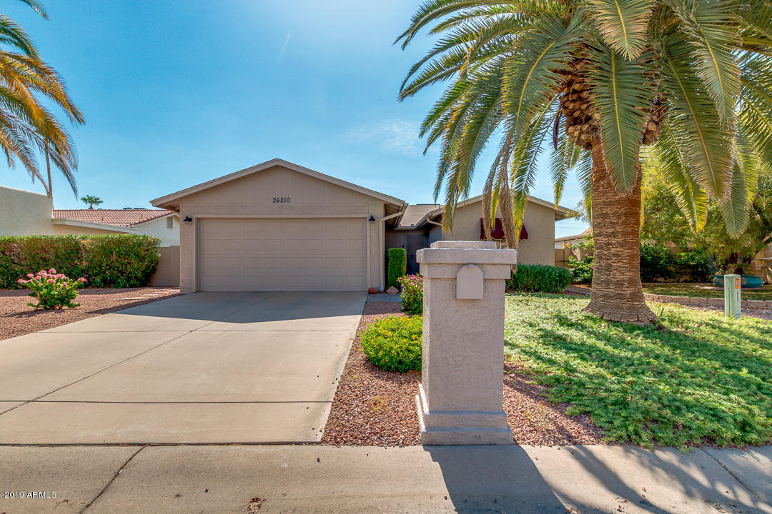 Photo of 26210 S BOXWOOD Drive, Sun Lakes, AZ 85248
