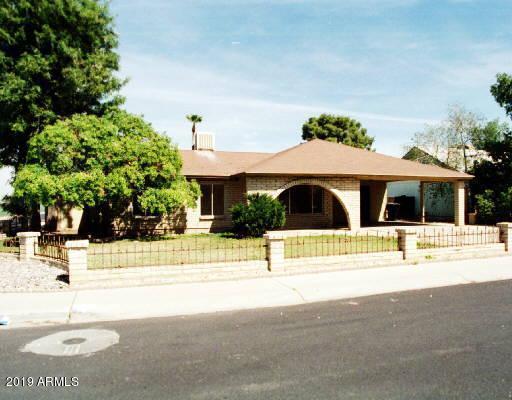 7354 W PECK Drive, Glendale, Arizona