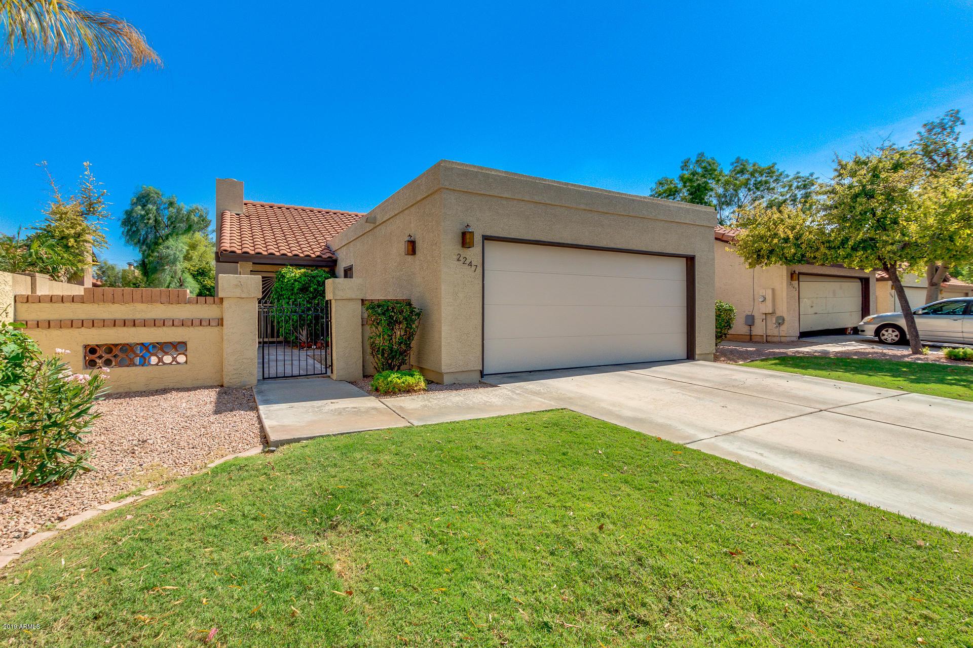 Photo of 2247 E FLORIAN Avenue, Mesa, AZ 85204