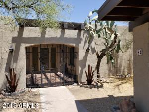 37801 N CAVE CREEK Road, 31, Cave Creek, AZ 85331