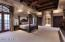GIGANTIC MASTER BEDROOM, ROMEO & JULIET BALCONIES LOOKING OUT TO FRONT COURTYARD