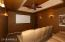 VIEWING THEATER, COMFORTABLE TIERED SEATING