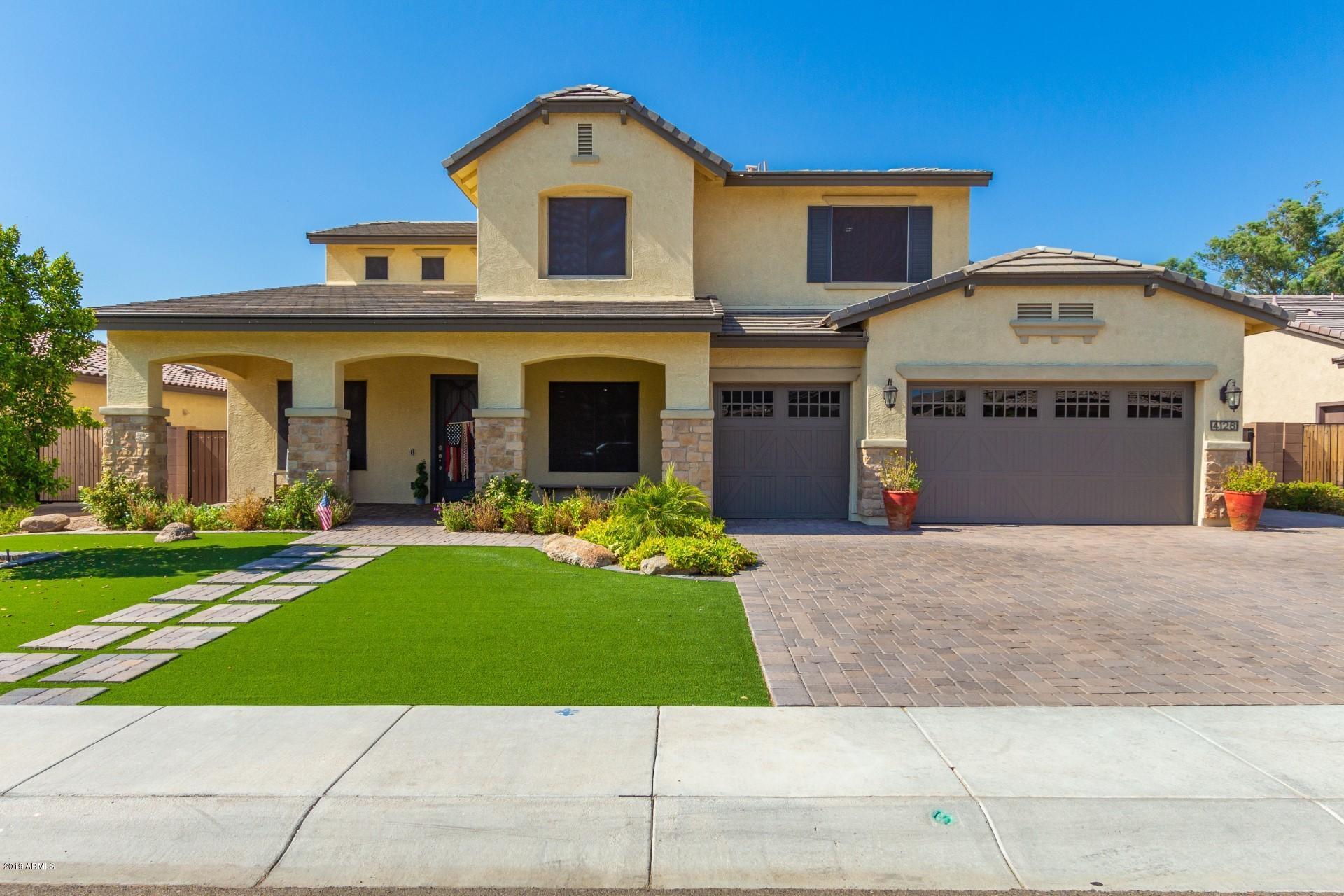 Photo of 4126 E GABLE Avenue, Mesa, AZ 85206